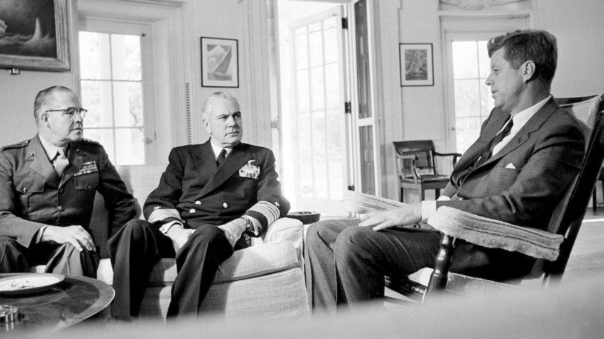 JFK and LBJ Declassified Memos