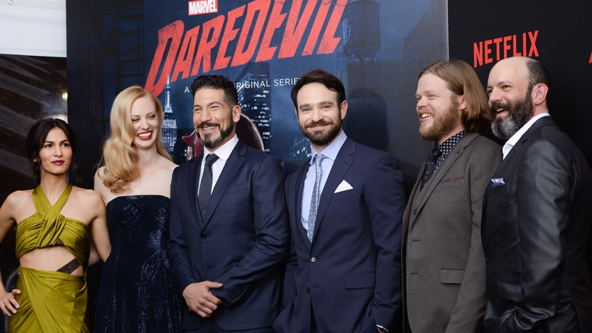 "NY Premiere of Netflix's ""Daredevil"" Season 2"