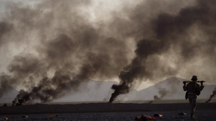 Afghanistan A Close Call