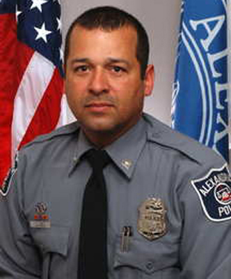 Alexandria Police Officer Peter Laboy 022713