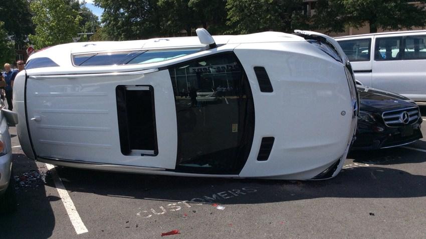 Arlington Mercedes