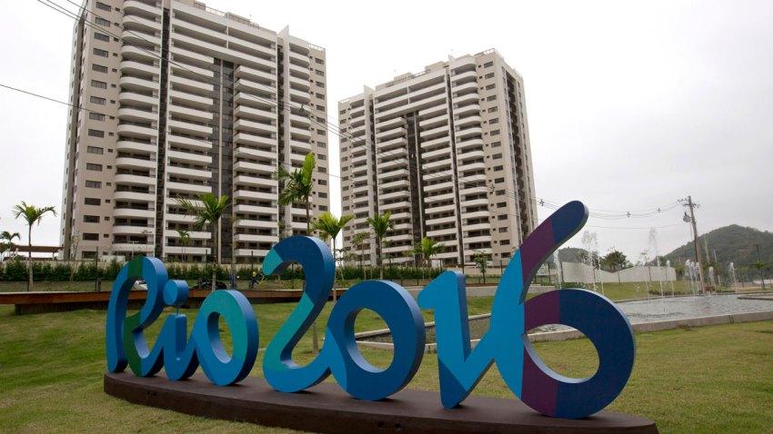 Brazil OLY Rio 2016 Athletes' Village