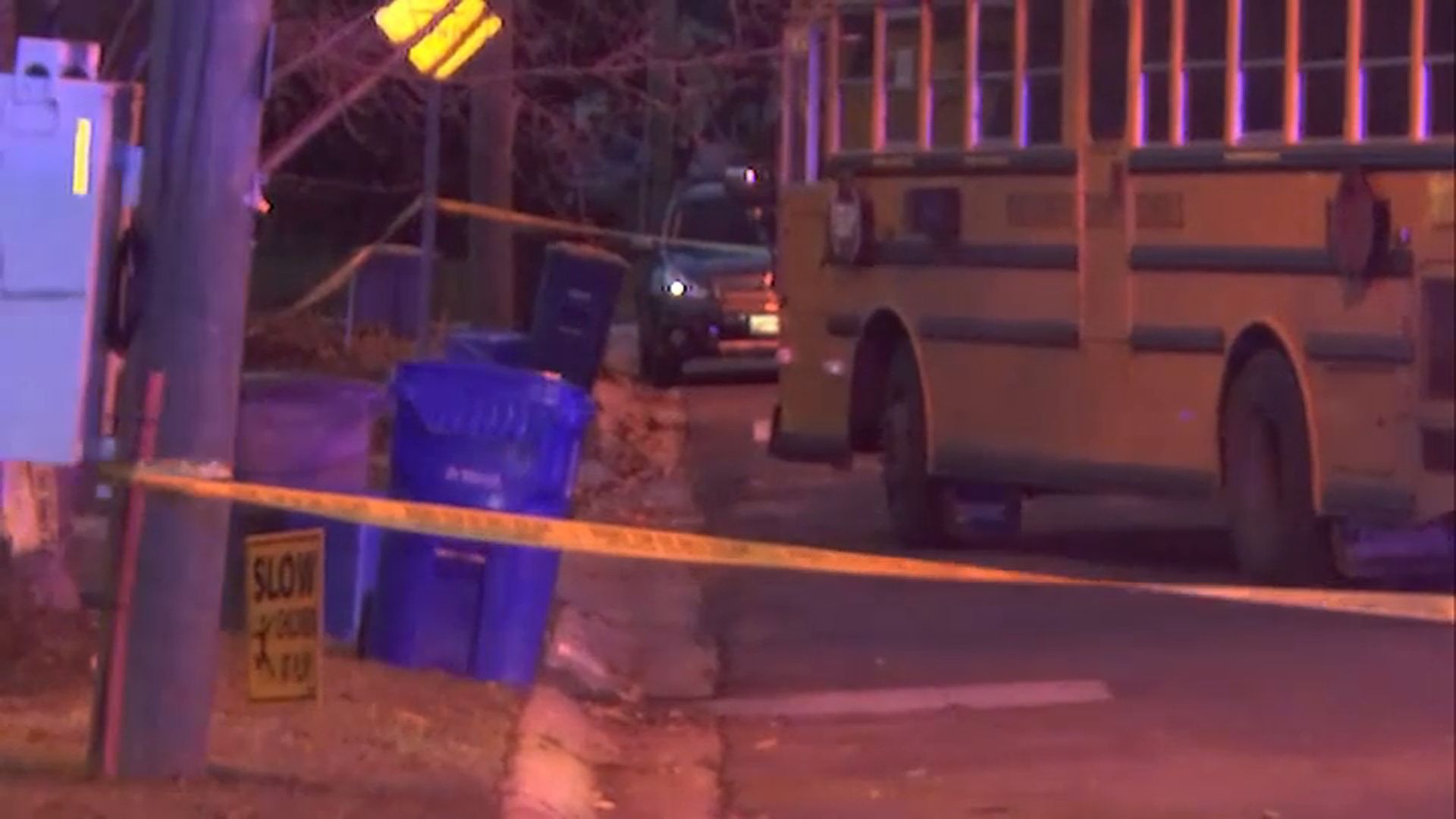 9-Year-Old Girl Fatally Struck by School Bus in Maryland