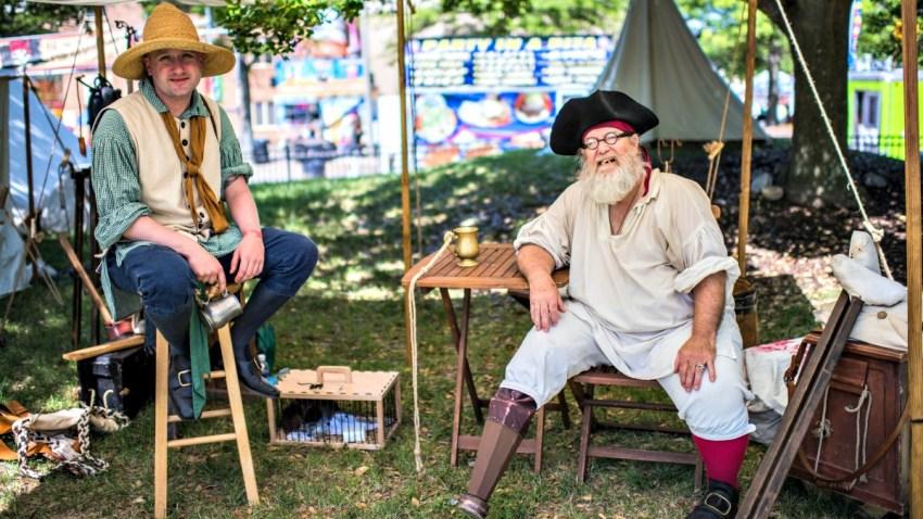 Blackbeard Festival pic