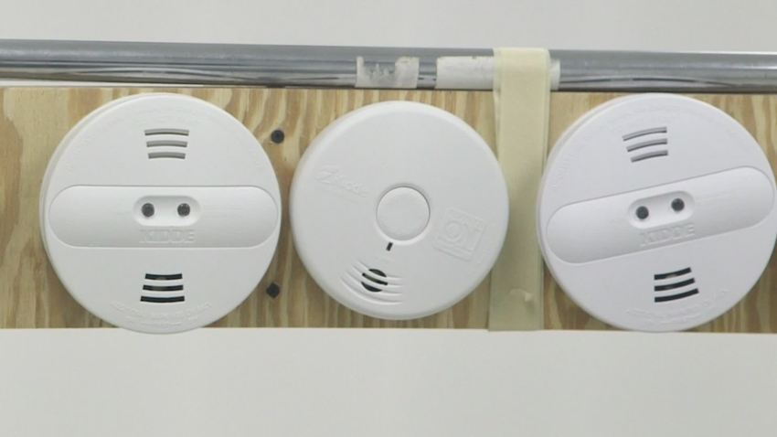 CR Smoke Detector 030815