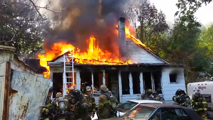 Capitol Heights Fire 2