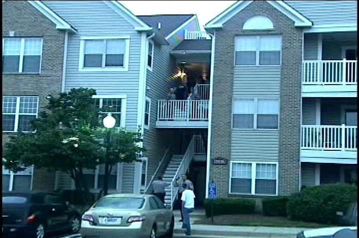 Centreville Apartment Stabbing