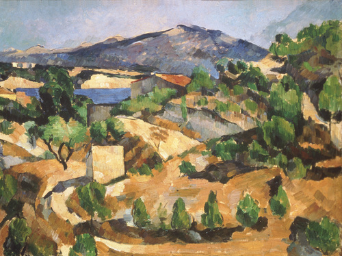 Cezanne Zola Dam American Federation of Arts