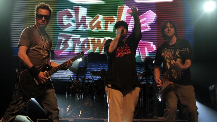 Charlie Brown Jr. Band