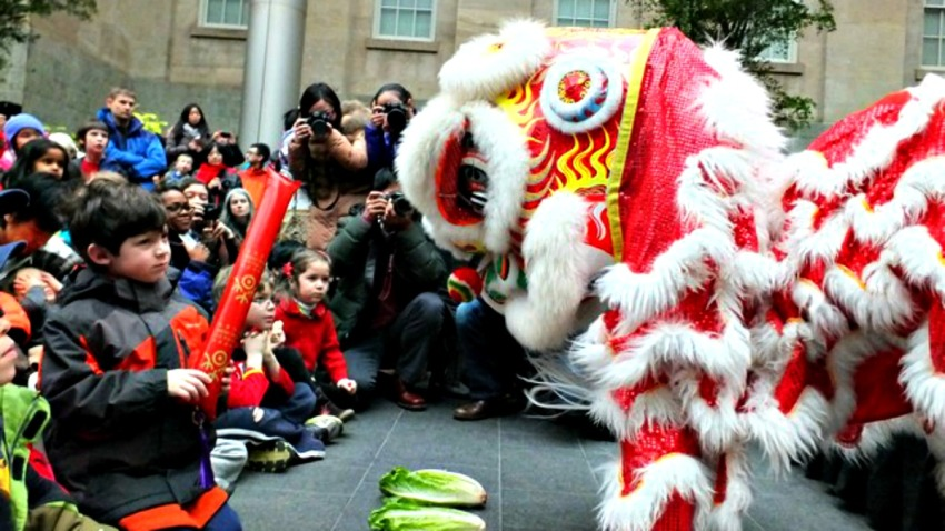 Chinese New Year Festival at the Smithsonian