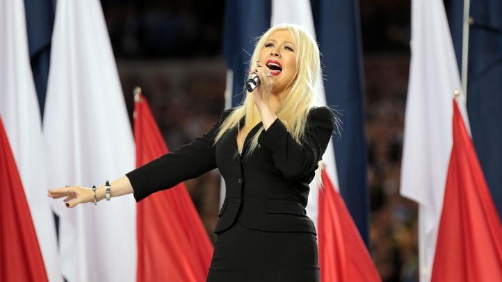 Christina Aguilera 722