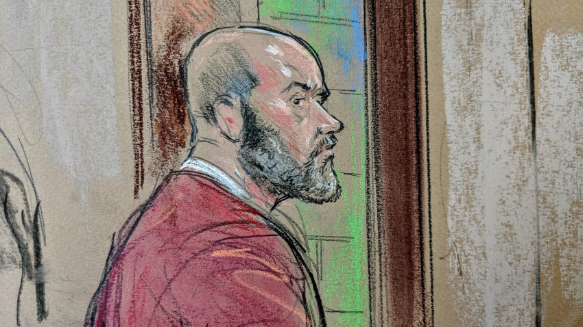 Christopher Hasson guilty plea sketch by William Hennessy IMG_20191003_140117