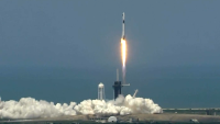 Days After Making History, SpaceX Is Back at It With Another Launch