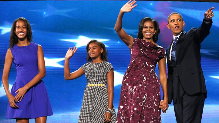 Obama Democratic Convention