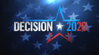 Decision 2020 background