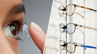 Should You Wear Contacts or Glasses During Coronavirus?