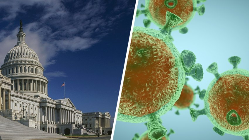 The first two cases of coronavirus have been confirmed in the nation's capital.