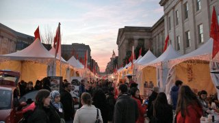Downtown Holiday Market DC