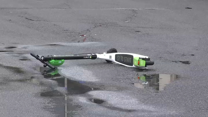 Dupont Circle E-Scooter Death