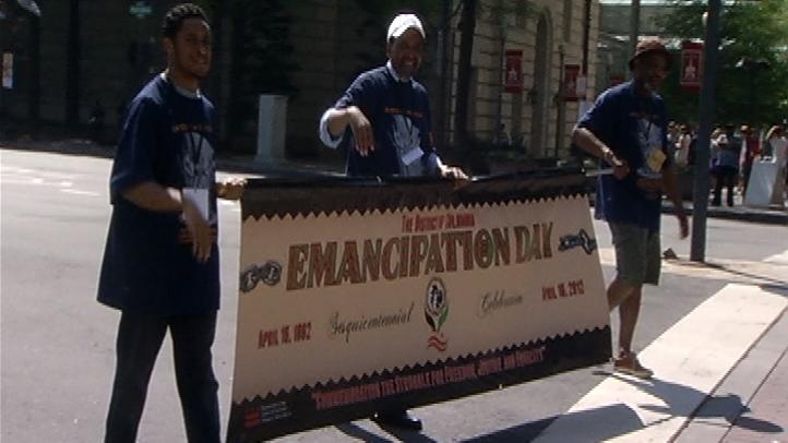 Emancipation Day 2012