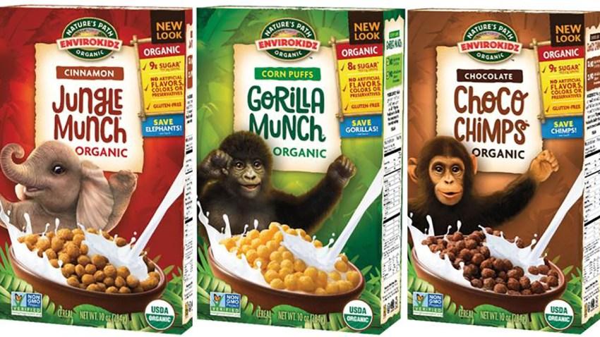 Envirokidz Cereal recall
