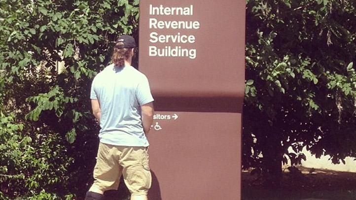 Evan Mathis IRS Thumb