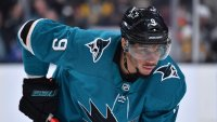 NHL to Investigate Claim Sharks' Kane Bet on Own Games