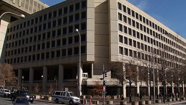 FBI Headquarters J Edgar Hoover Building