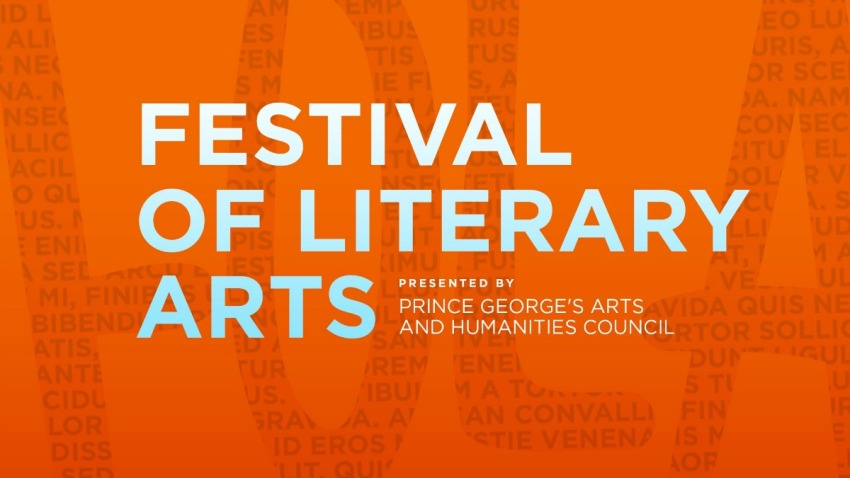 Festival of Literary Arts Prince George's County1
