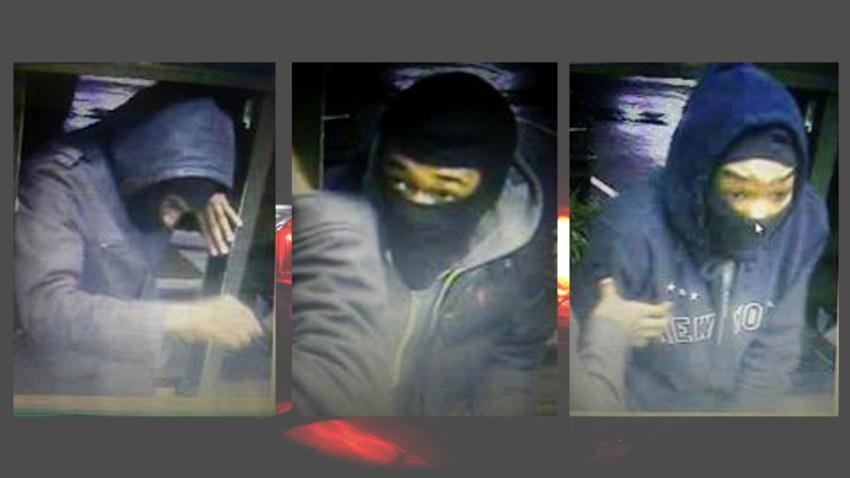 Fort Washington Drive-Thru Window Robbery