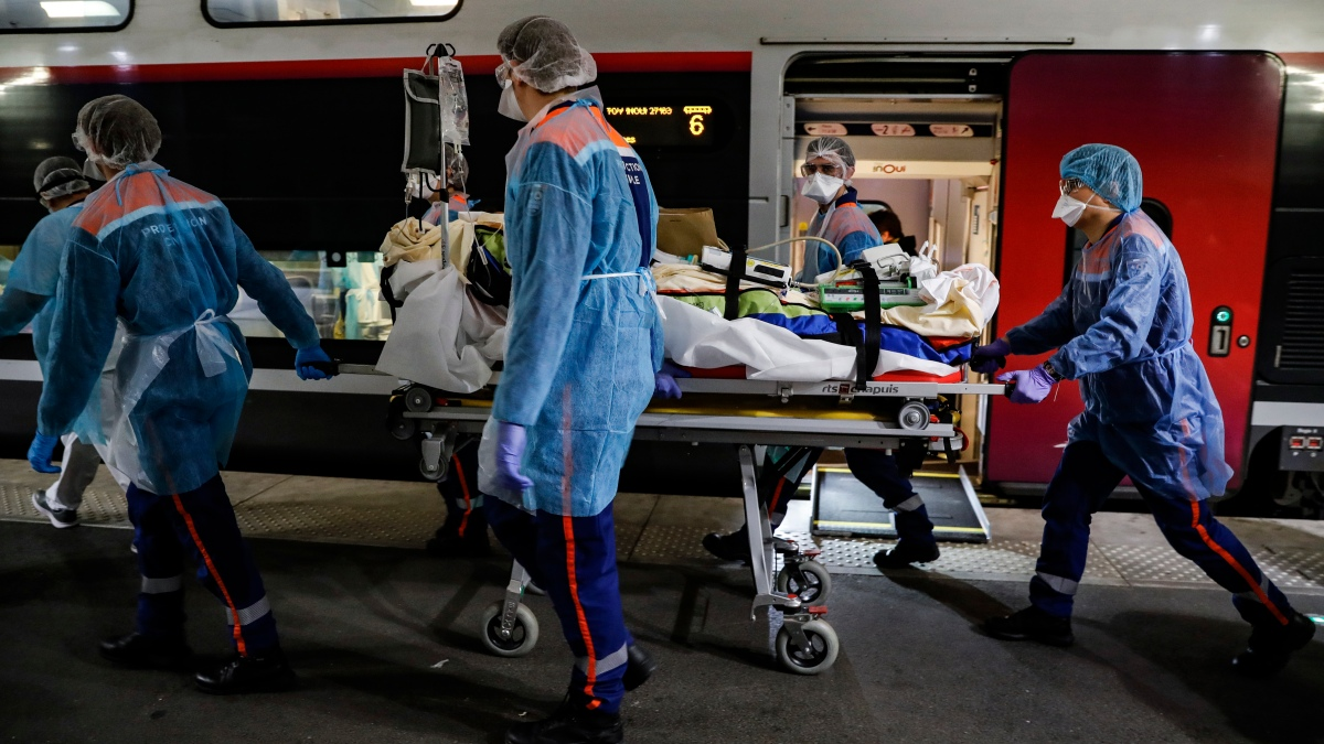 Global Virus Updates: Europe Faces ICU Bed Crunch; Fla. In