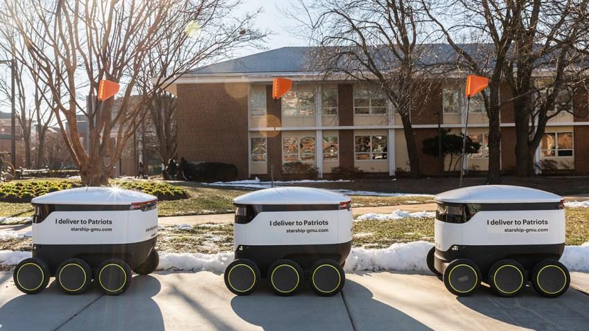 GMU-delivery-robots