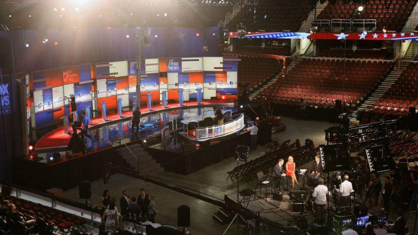 GOP Debate Prep