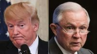 Jeff Sessions Stands Up to Former Boss Trump on Twitter