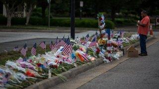 Virginia Beach shooting memorial