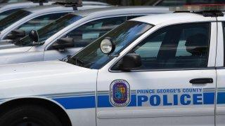 Prince George's County Police Cars