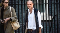 British Leader's Aide Denies 250-mile Trip Broke Virus Rules
