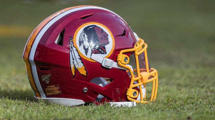 redskins football helmet