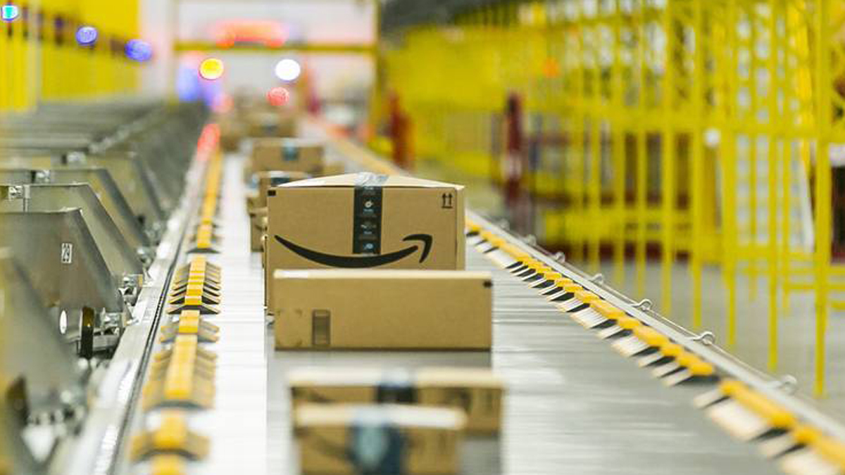 Amazon to Hire 4,400 New Employees in Maryland in Expansion