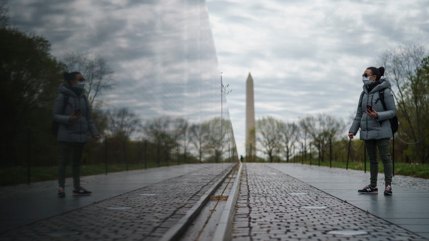 Washington D.C.'s Hospitality And Tourism Industry Takes Huge Hit During Coronavirus Pandemic As Crowds Stay Home
