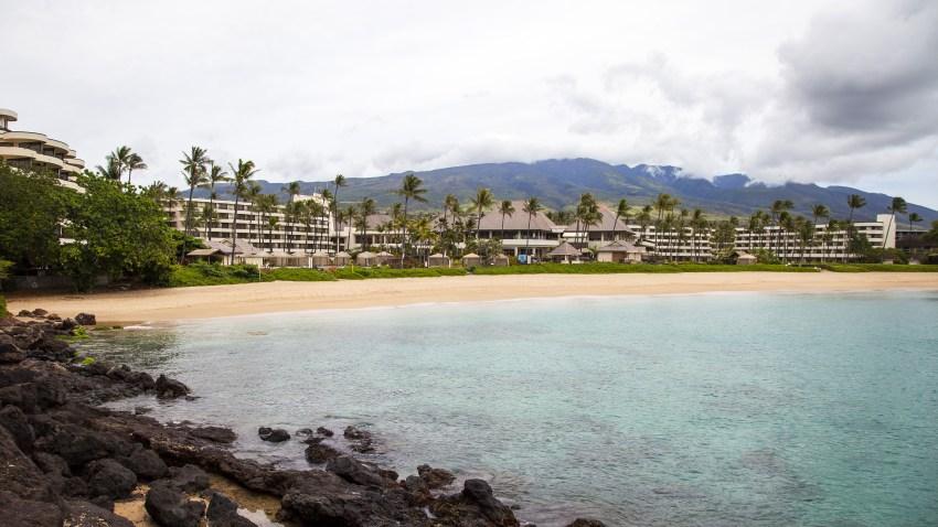 Hawaiin beach