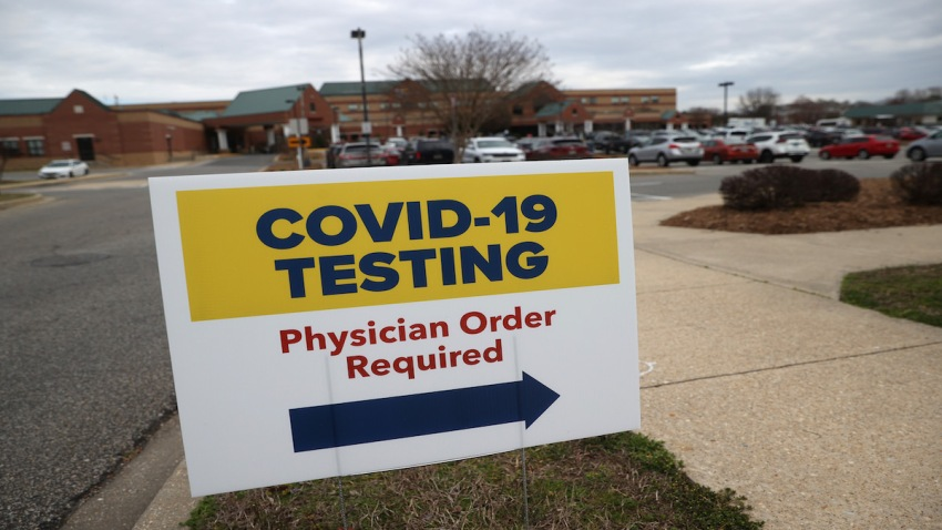 What To Know About Getting Tested For Coronavirus In Dc Nbc4