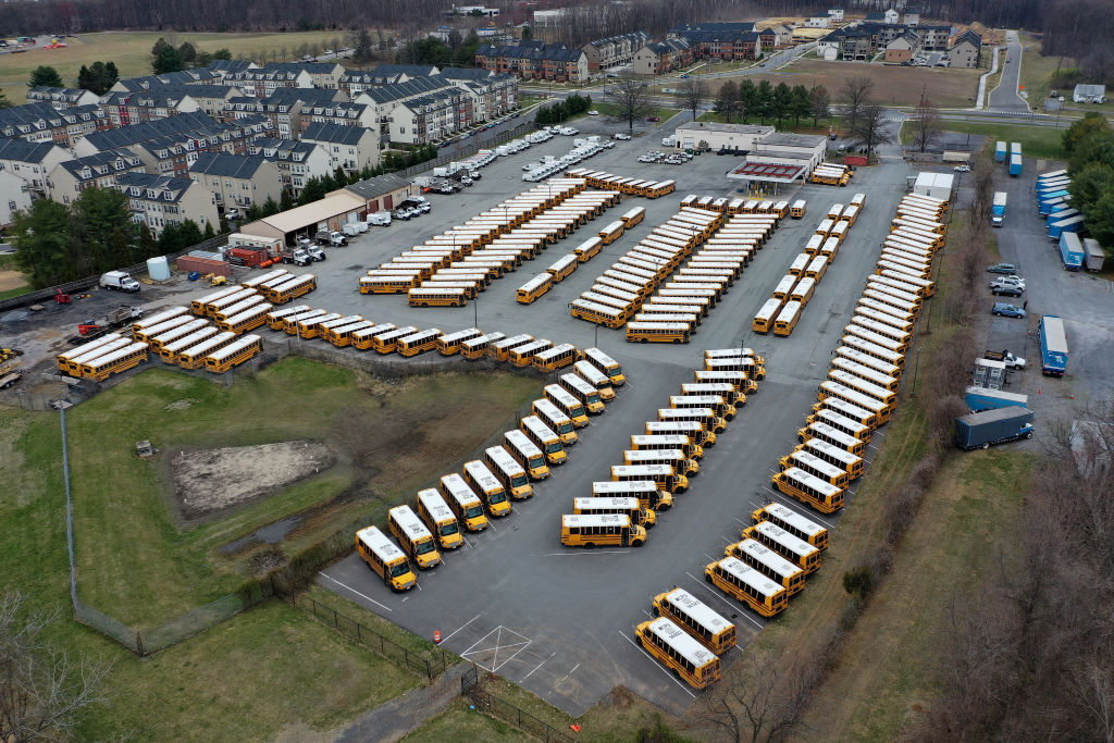 Maryland Extends School Closure Through April 24 Amid Coronavirus Pandemic