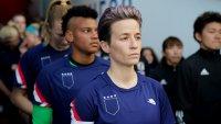 US Men's Soccer Team Backs Women's Equal Pay Fight