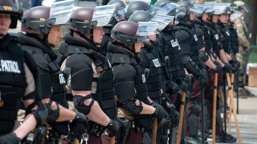 Minneapolis protests