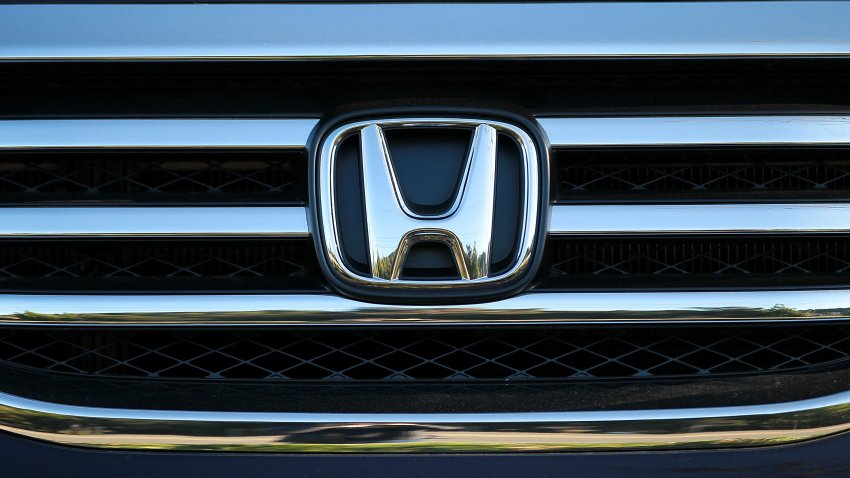 The Honda logo.
