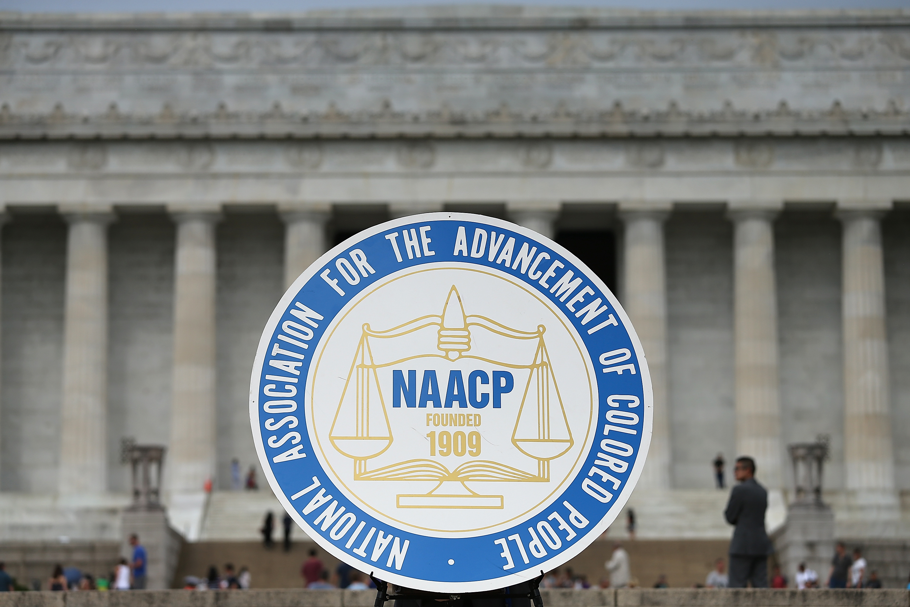 NAACP Working to Move Headquarters to Nation's Capital