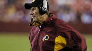 Former Redskins Coach Joe Bugel Dies