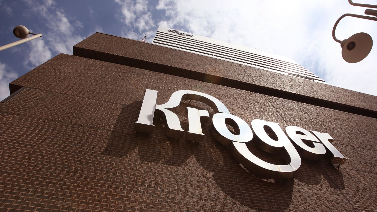 Teen Stole Nearly $1M From Kroger Grocery Store Over 2 Weeks: Police