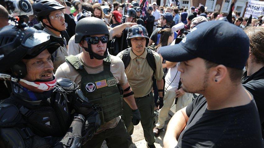 Unite the Right rally 2017 - Charlottesville